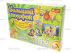Набор для детского творчества «Большой подарок», 9001-01