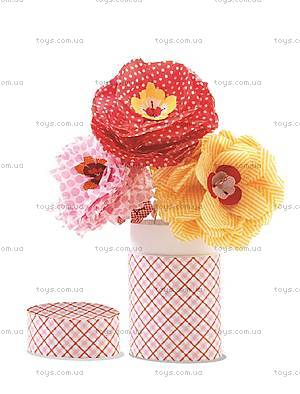 Набор для детского творчества «Цветы Бетти», DJ09441, фото
