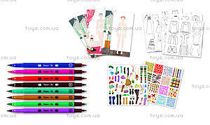 Набор для детского творчества «Fashion Show», DJ08731, фото