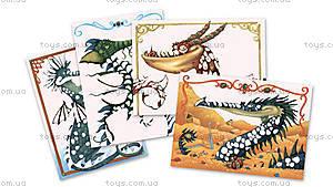 Набор для детского творчества «Гильдия драконов», DJ09511, фото