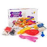 Набор для детского творчества «Готовим пиццу», TA1036, игрушки