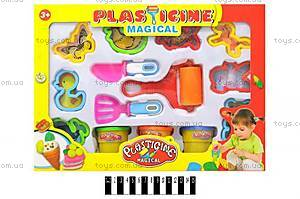 Набор для детского творчества, пластилин, 9159