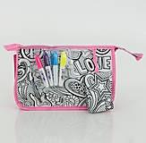 Набор для детского творчества «Раскрась сумку», JX20112