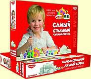 Набор для детского творчества «Самый стильный чайный сервиз», ТА1818, купить