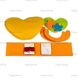 Набор для детского творчества «Сердечко», FA01, фото