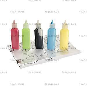 Набор для детского творчества «Витражные краски», TA1575, купить