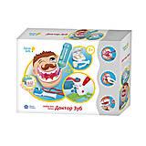 Набор для детской лепки «Доктор Зуб», TA1041, купить