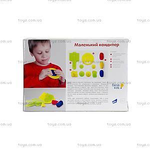 Набор для детской лепки «Маленький кондитер», TA1028, цена