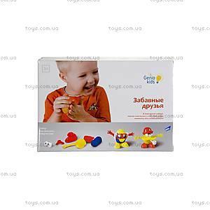 Набор для детской лепки «Забавные друзья», TA1026