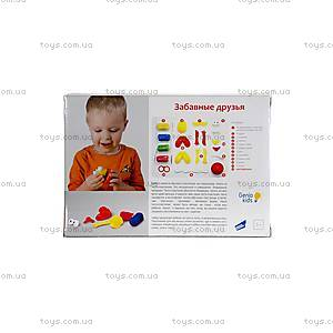 Набор для детской лепки «Забавные друзья», TA1026, отзывы