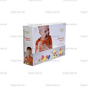 Набор для детской лепки «Забавные друзья», TA1026, цена