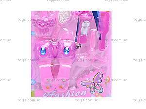 Набор для девочек с феном, 7176, фото