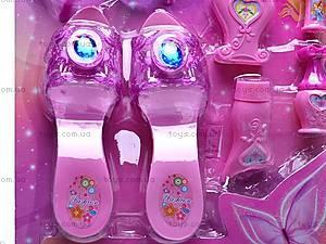 Набор для девочек с туфельками, 8024, цена