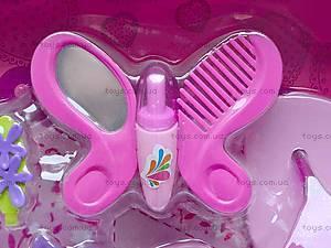 Набор для девочки «Аксессуары», 4012, детские игрушки