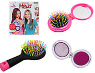 Косметика для девочек «Мелки для волос», 89020, игрушки
