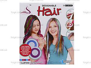 Косметика для девочек «Мелки для волос», 89020, отзывы