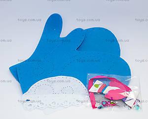 Набор для девочки, шьем прихватку «Совы», 57968, купить