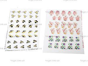 Набор для дизайна ногтей «Шикарные ноготки», 12100018р, отзывы