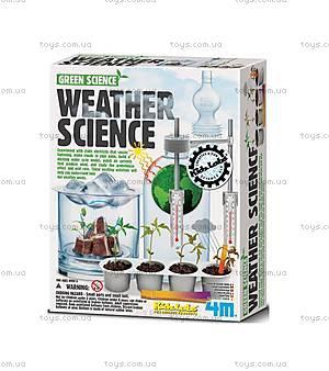 Набор для экспериментов «Наука о погоде», 00-03402