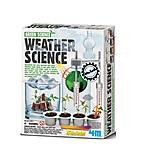 Набор для экспериментов «Наука о погоде», 00-03402, отзывы