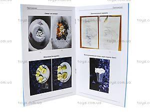 Набор для экспериментов «Опыты по химии на кухне», 0330, отзывы