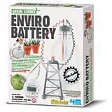 Набор для экспериментов «Природная батарейка», 00-03261