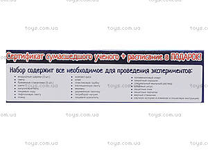 Набор для экспериментов «Сумасшедшие ученые на острове дикарей», 0318, цена