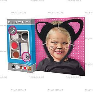 Набор для грима «Милый котенок», 09623S