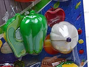 Набор для игры «Овощи и фрукты», 2012B, фото