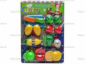 Набор для игры «Овощи и фрукты», 2012B, цена