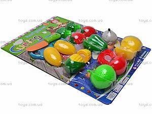 Набор для игры «Овощи и фрукты», 2012B