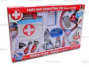 Набор для игры в доктора, 661-204, цена