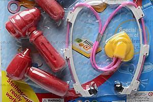 Набор для игры в доктора детский, 2251, отзывы