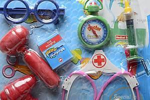 Набор для игры в доктора детский, 2251, цена