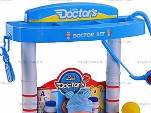Набор для игры в доктора, детский, 8330A, фото