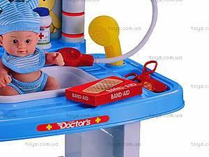 Набор для игры в доктора, детский, 8330A, цена
