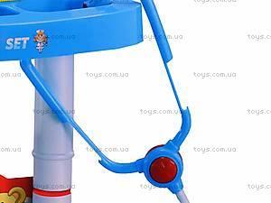 Набор для игры в доктора, детский, 8330A, игрушки