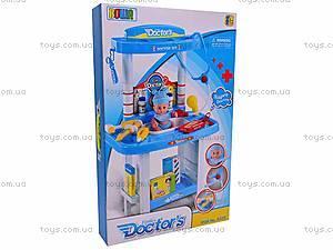Набор для игры в доктора, детский, 8330A, детские игрушки