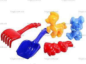 Набор для игры в песочнице «Колокольчик №4», 1005cp0070704062, детские игрушки