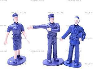 Набор для игры в полицию, 166-053, отзывы