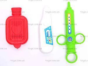 Набор для игры во врача, 3303-B, игрушки