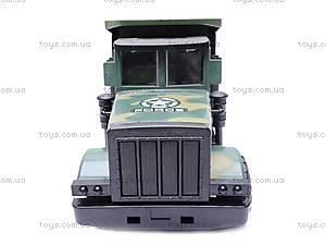 Набор для игры «Военный транспорт», 998A-B3, фото