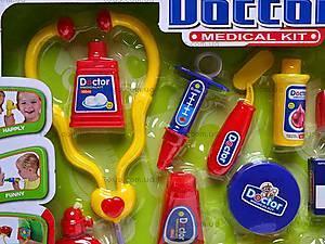 Набор для игры «Юный врач», HJ013B, фото