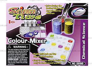 Набор для химических опытов «Смешивание цветов», 28915-EC, отзывы