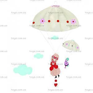 Набор для киригами «Девочки с парашютом», DJ08771, купить