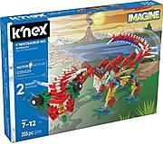 Набор для конструирования «Кинексозавр Рекс», 15588, детские игрушки