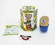 "Набор для креативного творчества ""Grass Monsters Head, Magic Bean"", GMH-01-04, отзывы"