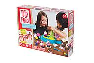 Набор для лепки «Фабрика пирожных» серии Tutti-Frutti, BJTT14818, детские игрушки