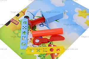 Набор для лепки «Фаст фуд», 9146, игрушки