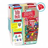 Набор для лепки «Фруктовые ароматы блестки», BJTT15071, магазин игрушек